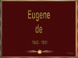 Eugene de Blaas ou Eugen von Blaas pintor