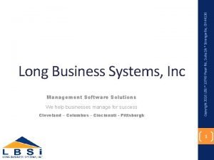 Management Software Solutions We help businesses manage for