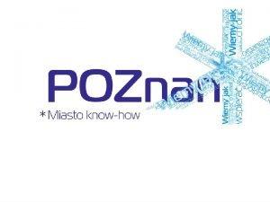 Projekt Pozna stawia na zdrowie profilaktyka wad postawy