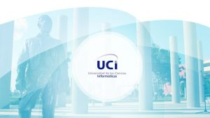CUBAN HIGHER EDUCATION 67 Higher Education Institutions More