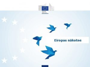 Eiropas nkotne Balt grmata par Eiropas nkotni Pieci