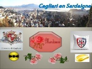Cagliari en Sardaigne Cagliari Ville ancienne avec une