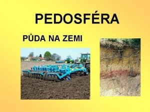 PEDOSFRA PDA NA ZEMI NEZPEVNN SMS MINERL HORNIN