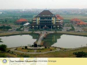 Pusat Penerimaan Mahasiswa Baru Universitas Airlangga Pusat Penerimaan