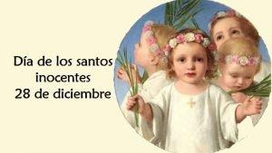 Lectura del Santo Evangelio Mateo 2 13 18