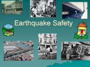 Earthquake Safety Earthquake Preparedness Each FloorDept UnitKits Containing