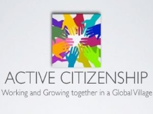 Active citizens Active citizens are those who develop