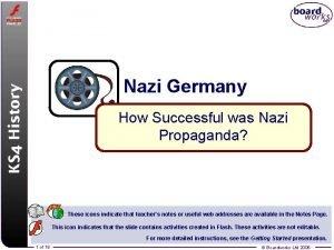 Nazi Germany How Successful was Nazi Propaganda These