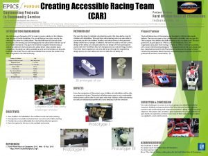 Creating Accessible Racing Team Engineering Projects Ford Wilson