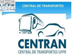 CENTRAL DE TRANSPORTES CENTRAL DE TRANSPORTES MISSO Superar