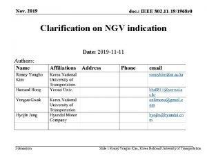 Nov 2019 doc IEEE 802 11 191968 r