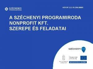 KFOP3 3 3 15 2016 00001 A SZCHENYI