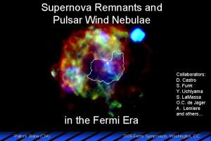 Supernova Remnants and Pulsar Wind Nebulae in the