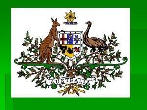 Die Tierwelt Australiens Die Fauna Australiens konnte sich