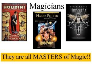 Magicians Factoring Expressions Greatest Common Factor GCF Difference
