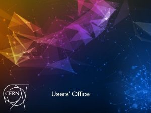 Users Office Users Office news Statistics 2016 Users