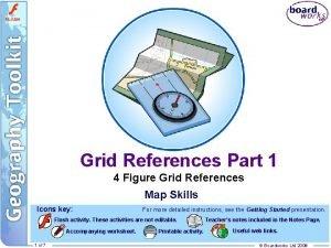 Grid References Part 1 4 Figure Grid References