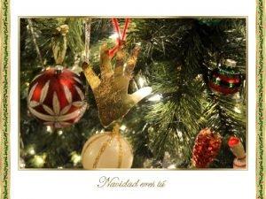 Navidad eres t cuando decides nacer de nuevo
