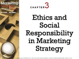 CHAPTER 3 2014 Cengage Learning All Rights Reserved
