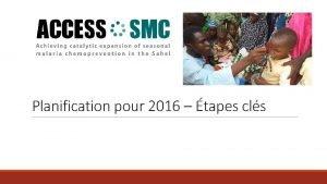 Planification pour 2016 tapes cls Planification pour 2016