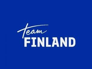 Team Finland palvelutarjonta Carita Vastinesluoma Kasvu ja kansainvlistymiskoordinaattori