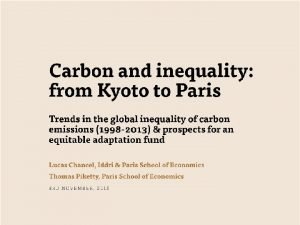 Climate adaptation funding the gap Climate adaptation under