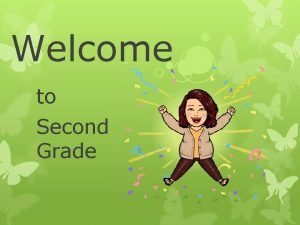 Welcome to Second Grade Supplies Pencil box Pack