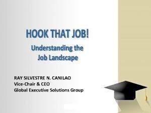 RAY SILVESTRE N CANILAO ViceChair CEO Global Executive