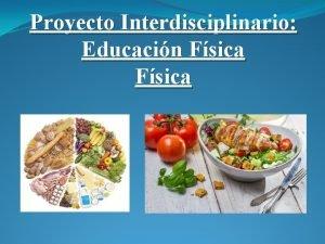 Proyecto Interdisciplinario Educacin Fsica Poblacin Seleccionada La poblacin