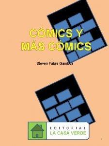 CMICS Y MS CMICS Steven Fabre Gamboa E