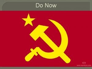 Do Now The Russian Revolution In 1917 Russia