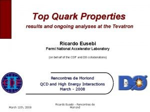 Top Quark Properties results and ongoing analyses at