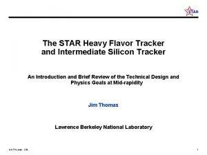 The STAR Heavy Flavor Tracker and Intermediate Silicon