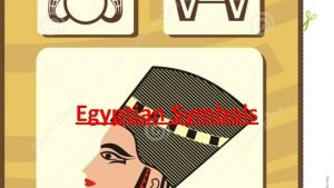 Egyptian Symbols The Egyptian culture was rich in