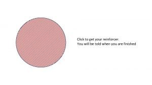 Click to get your reinforcer You will be