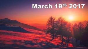 March th 19 2017 Footsteps of Jesus Handbells