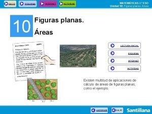 INICIO ESQUEMA 10 INTERNET MATEMTICAS 2 ESO Unidad