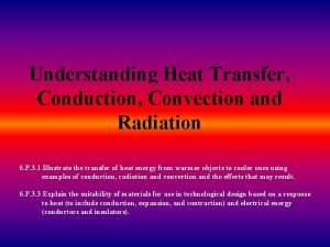 Understanding Heat Transfer Conduction Convection and Radiation 6