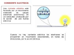 CORRIENTE ELECTRICA RESISTENCIA ELECTRICA EJERCICIOS CORRIENTE ELECTRICA 1