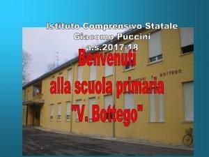 La Scuola Bottego situata allinterno di una vasta