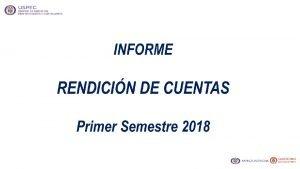 OFICINA ASESORA DE PLANEACIN Y DESARROLLO OFICINA ASESORA