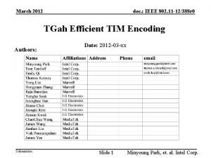 March 2012 doc IEEE 802 11 12388 r
