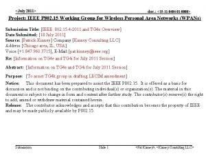 July 2011 doc 15 11 0484 01 0000