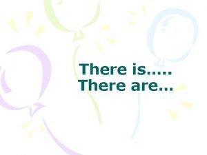There is There are There isthere are There