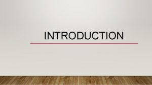 INTRODUCTION WHAT IS PHP PHP Hypertext Preprocessor is
