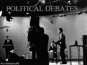 POLITICAL DEBATES POSITIVE AND NEGATIVE ASPECTS POSITIVE NEGATIVE