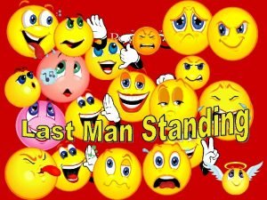 Review LAST MAN STANDING 5 pts ex cr