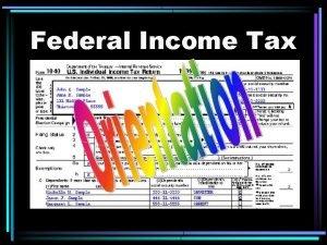Federal Income Tax Teacher Ray Gregg GC 3