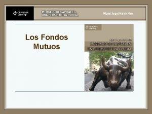 Los Fondos Mutuos Fondos de inversin n Primera