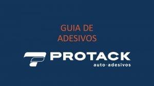 GUIA DE ADESIVOS GUIA DE ADESIVOS CD TIPO